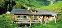 Kreealm - Kreehütte