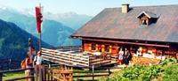 Draugsteinalm - Steinmannhütte
